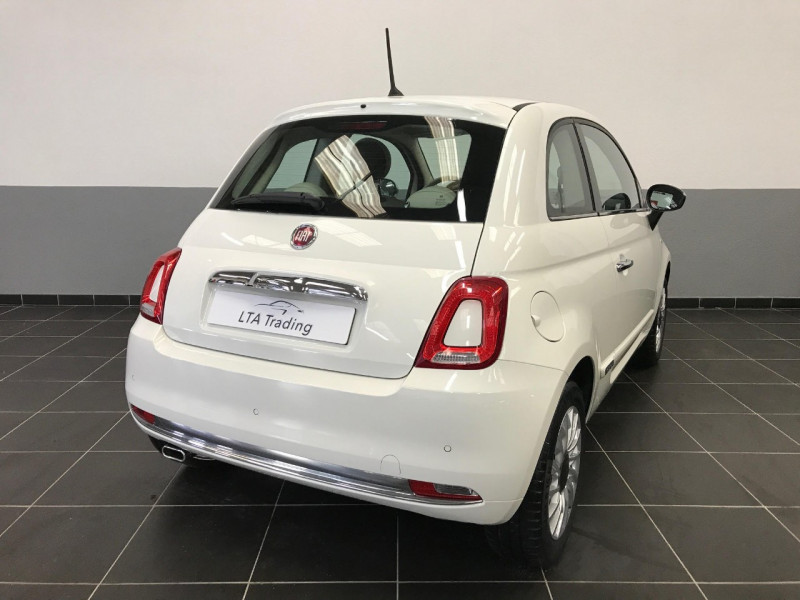 Photo 2 de l'offre de FIAT 500 1.2 8V 69CH ECO PACK LOUNGE EURO6D à 9990€ chez LTA Trading