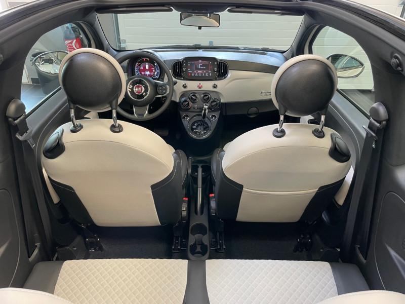 Photo 9 de l'offre de FIAT 500C 1.2 8V 69CH S&S STAR 113G DUALOGIC à 14990€ chez LTA Trading