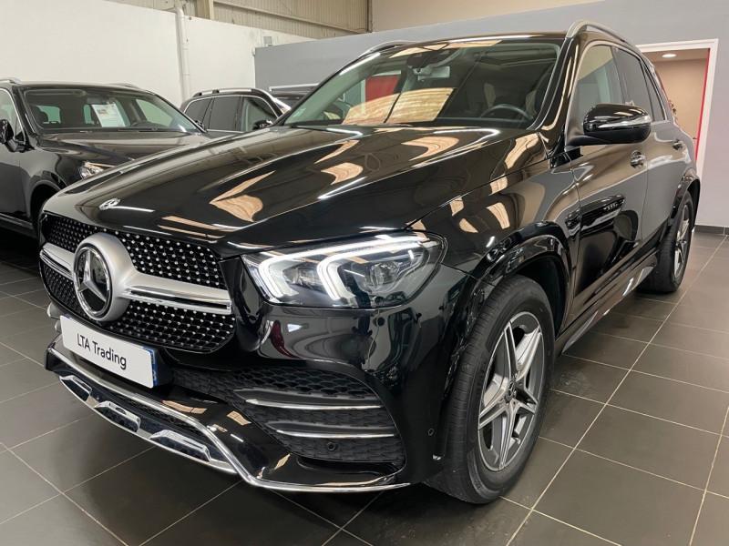 Mercedes-Benz GLE 300 D 245CH AMG LINE 4MATIC 9G-TRONIC Diesel NOIR Occasion à vendre
