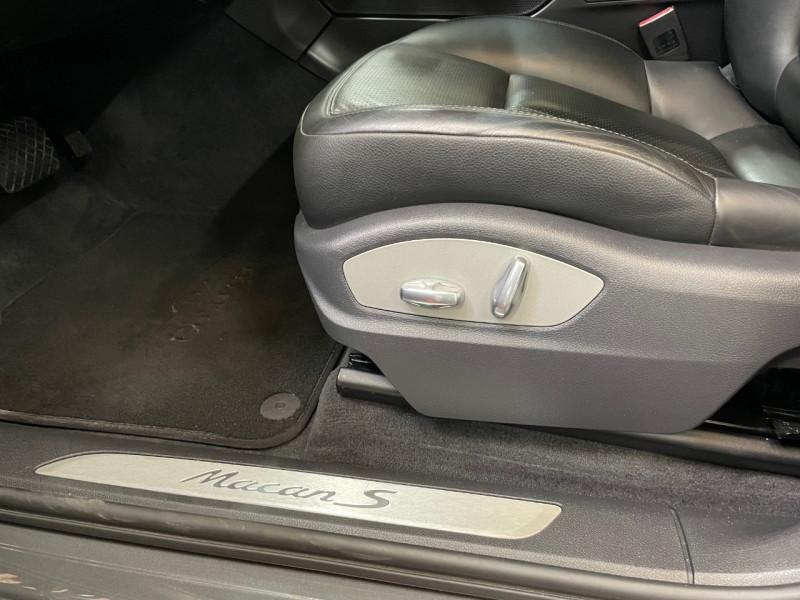 Photo 12 de l'offre de PORSCHE MACAN 3.0 V6 258CH S DIESEL PDK à 45990€ chez LTA Trading