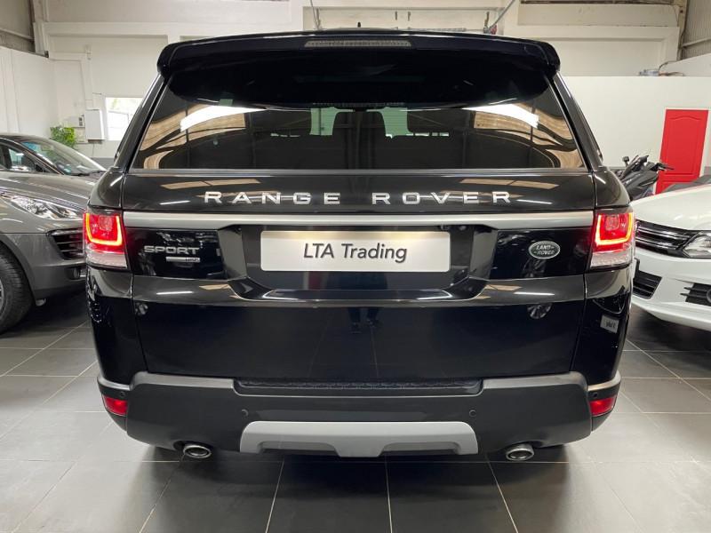 Photo 4 de l'offre de LAND-ROVER RANGE ROVER SPORT 3.0 TDV6 258 HSE MARK IV à 44990€ chez LTA Trading