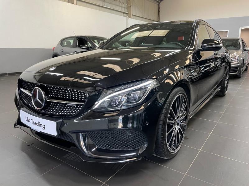 Mercedes-Benz CLASSE C BREAK (S205) 43 AMG 4MATIC 9G-TRONIC Essence NOIR Occasion à vendre