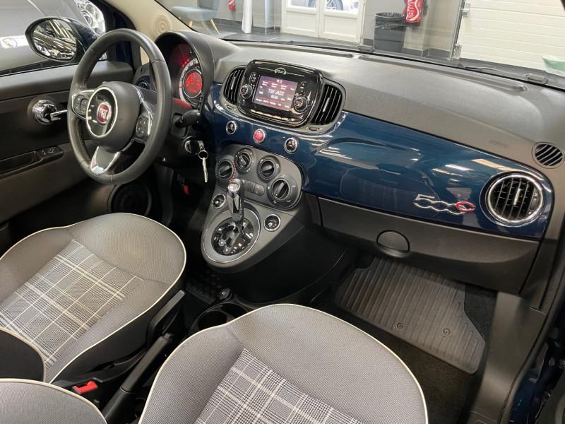 Photo 5 de l'offre de FIAT 500C 1.2 8V 69CH LOUNGE DUALOGIC à 13490€ chez LTA Trading