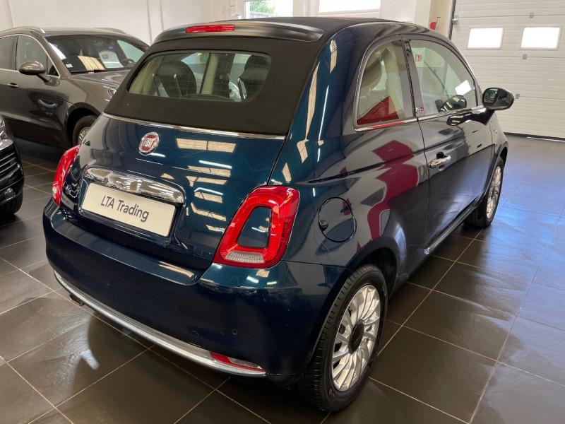 Photo 3 de l'offre de FIAT 500C 1.2 8V 69CH LOUNGE DUALOGIC à 13490€ chez LTA Trading