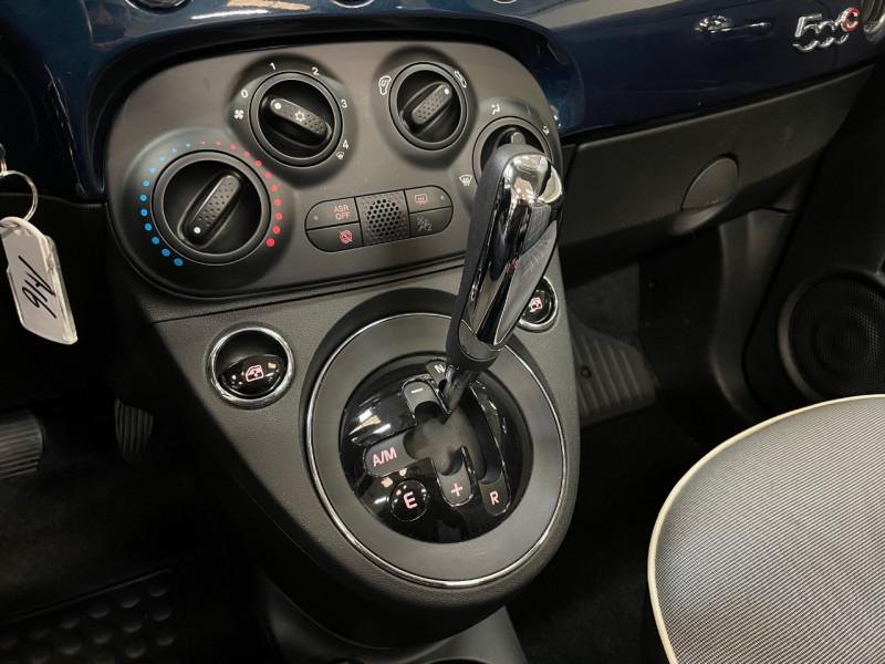 Photo 7 de l'offre de FIAT 500C 1.2 8V 69CH LOUNGE DUALOGIC à 13490€ chez LTA Trading