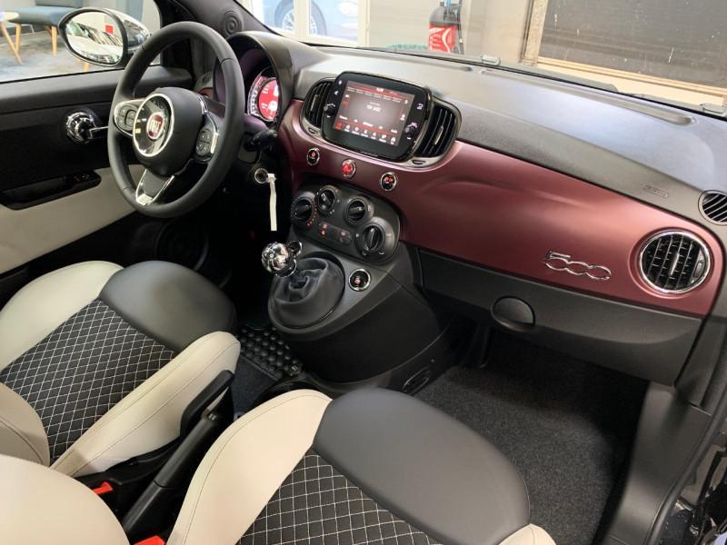 Photo 4 de l'offre de FIAT 500 1.2 8V 69CH ECO PACK STAR 109G à 10990€ chez LTA Trading