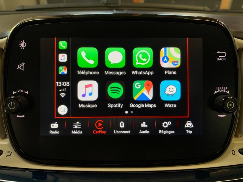 Photo 6 de l'offre de FIAT 500 1.2 8V 69CH ECO PACK STAR 109G à 10990€ chez LTA Trading
