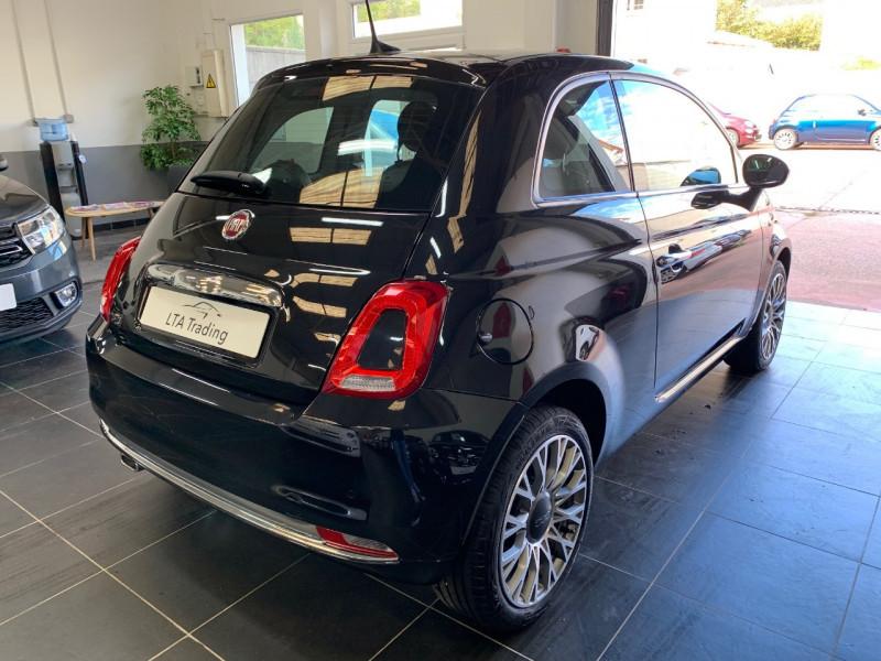 Photo 2 de l'offre de FIAT 500 1.2 8V 69CH ECO PACK STAR 109G à 10990€ chez LTA Trading
