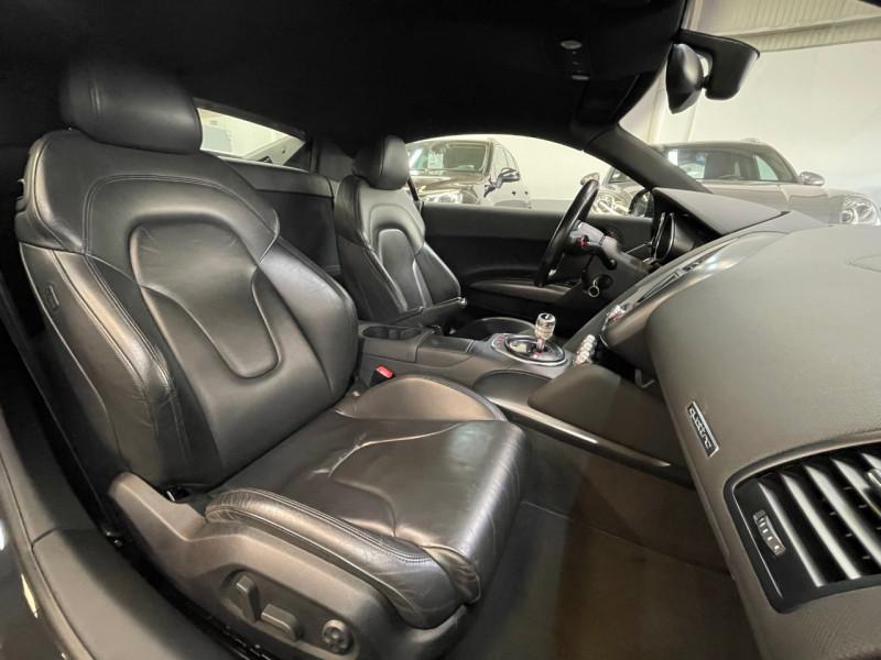 Photo 6 de l'offre de AUDI R8 4.2 V8 FSI 420CH R TRONIC 6 à 49990€ chez LTA Trading