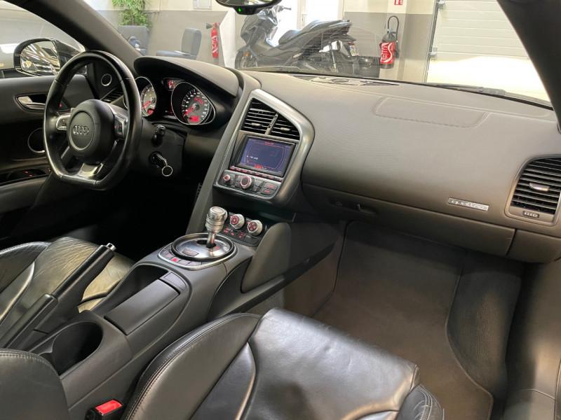 Photo 5 de l'offre de AUDI R8 4.2 V8 FSI 420CH R TRONIC 6 à 49990€ chez LTA Trading