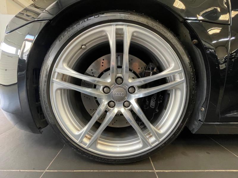 Photo 7 de l'offre de AUDI R8 4.2 V8 FSI 420CH R TRONIC 6 à 49990€ chez LTA Trading