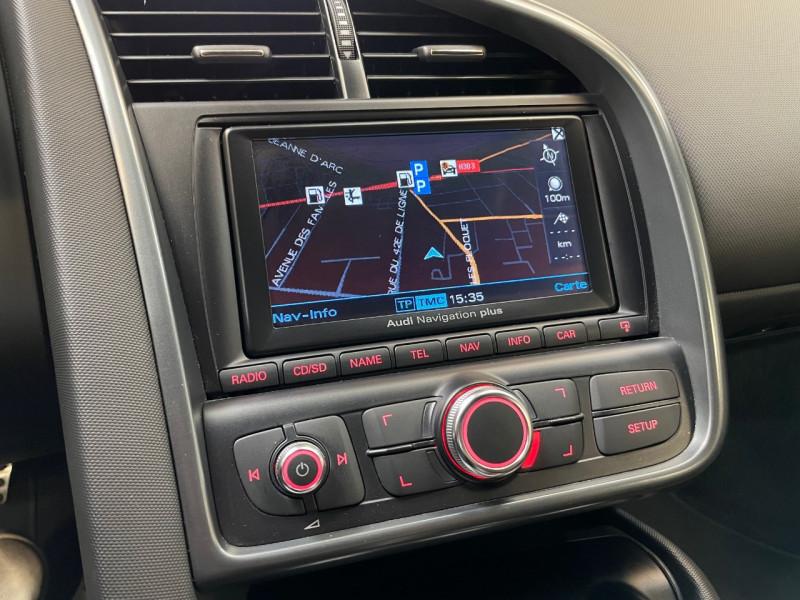 Photo 13 de l'offre de AUDI R8 4.2 V8 FSI 420CH R TRONIC 6 à 49990€ chez LTA Trading