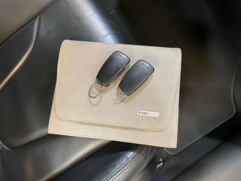 Photo 16 de l'offre de AUDI R8 4.2 V8 FSI 420CH R TRONIC 6 à 49990€ chez LTA Trading