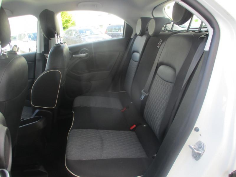 Photo 12 de l'offre de FIAT 500X 1.6 MULTIJET 120CH CITY CROSS à 13990€ chez JTA RENAULT JOUE LES TOURS