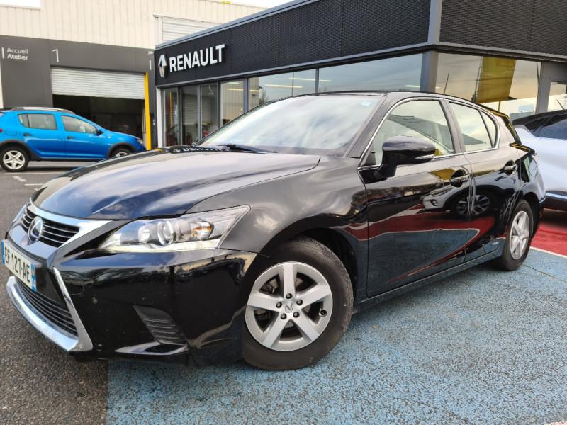 Lexus CT 200H BUSINESS Hybride NOIR Occasion à vendre