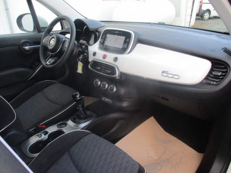 Photo 15 de l'offre de FIAT 500X 1.6 MULTIJET 120CH CITY CROSS à 13990€ chez JTA RENAULT JOUE LES TOURS