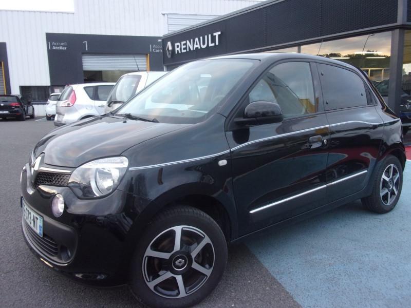 Renault TWINGO III 0.9 TCE 90CH ENERGY INTENS EURO6C Essence NOIR Occasion à vendre