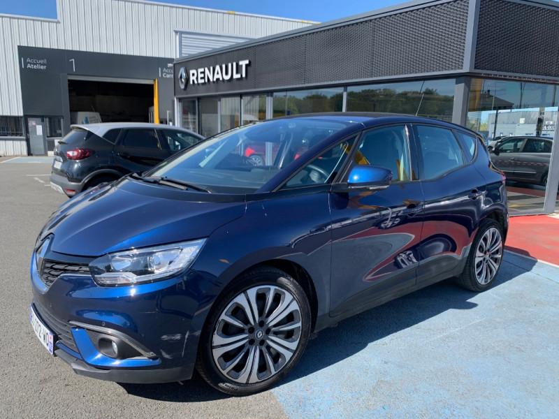 Renault SCENIC IV 1.5 DCI 95CH ENERGY LIFE Diesel BLEU F Occasion à vendre