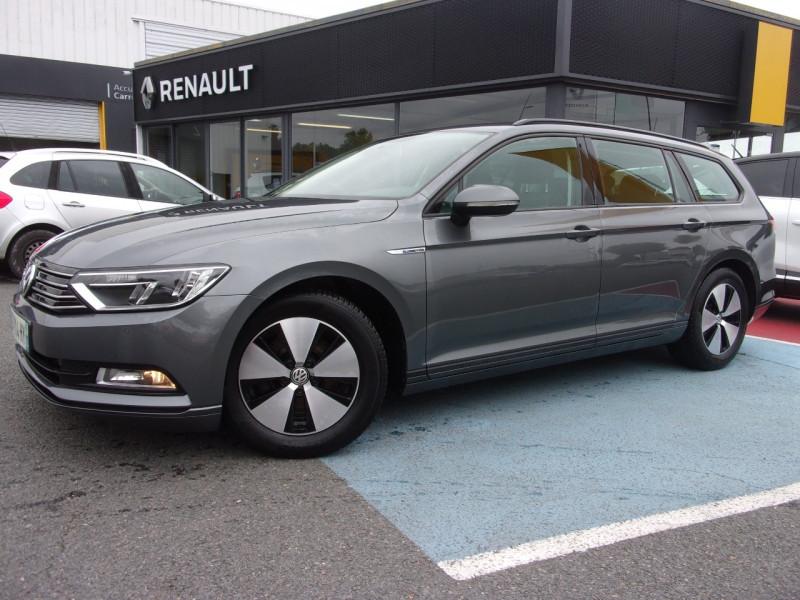 Volkswagen PASSAT SW 1.6 TDI 120CH BLUEMOTION BLUEMOTION BUSINESS Diesel GRIS C Occasion à vendre