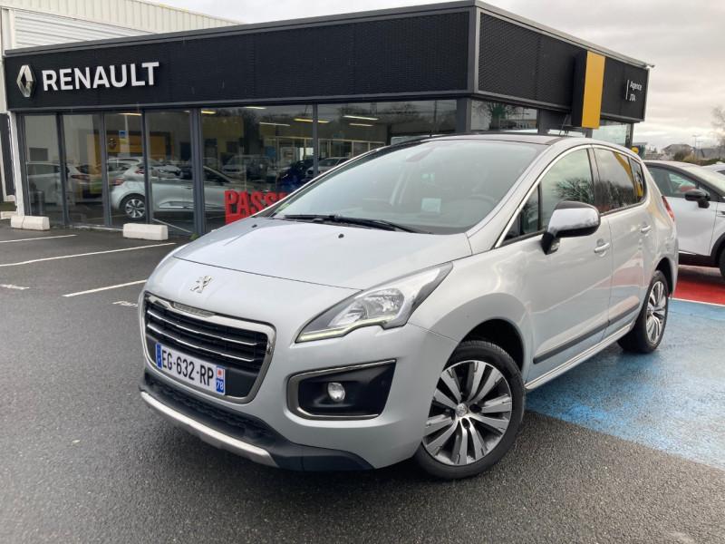 Peugeot 3008 1.6 BLUEHDI 120CH ALLURE S&S EAT6 Diesel GRIS C Occasion à vendre