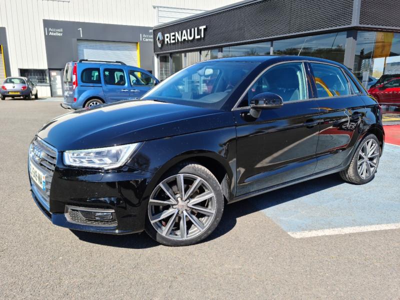 Audi A1 SPORTBACK 1.4 TFSI 125CH AMBITION LUXE Essence NOIR Occasion à vendre