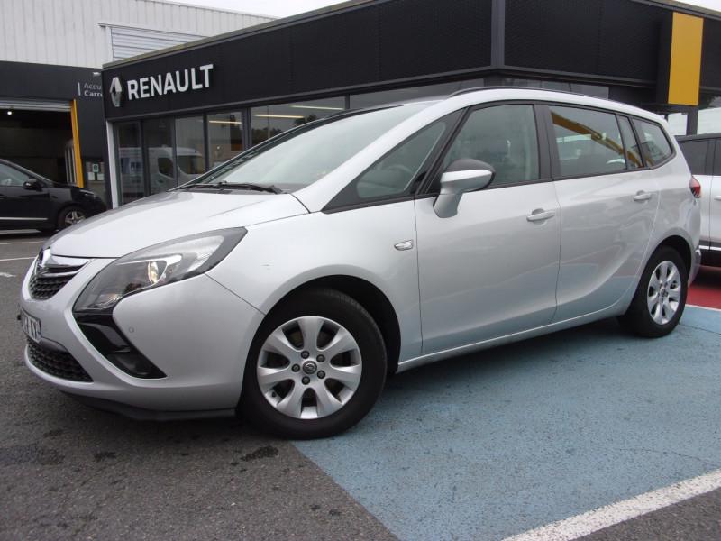 Opel ZAFIRA TOURER 1.6 CDTI 136CH ECOFLEX BUSINESS CONNECT START/STOP 7 PLACES Diesel GRIS C Occasion à vendre