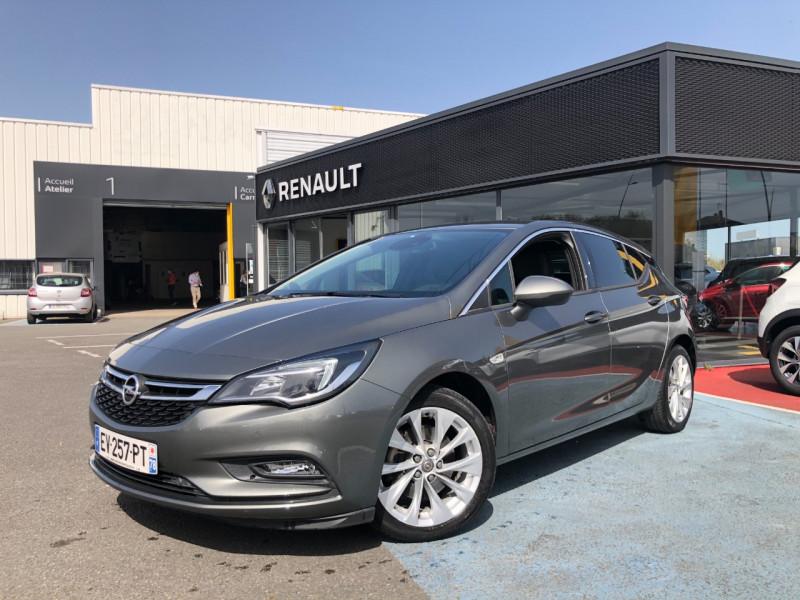 Opel ASTRA 1.6 D 136CH ELITE AUTOMATIQUE Diesel GRIS C Occasion à vendre