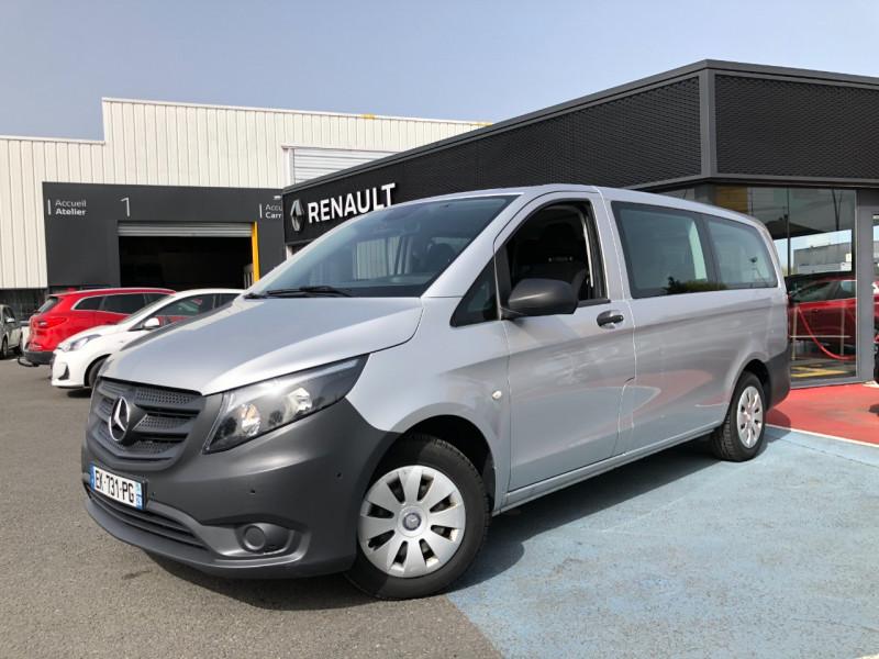 Mercedes-Benz VITO 114 CDI TOURER LONG PRO Diesel GRIS C Occasion à vendre