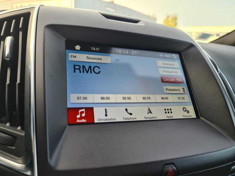Photo 22 de l'offre de FORD S-MAX 2.0 ECOBLUE 150CH ST-LINE EURO6.2 à 24690€ chez JTA RENAULT JOUE LES TOURS