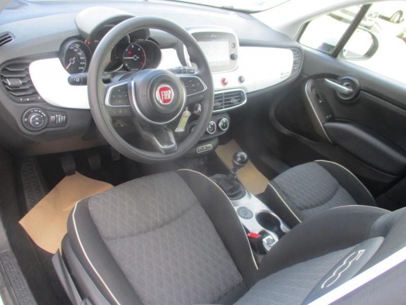 Photo 10 de l'offre de FIAT 500X 1.6 MULTIJET 120CH CITY CROSS à 13990€ chez JTA RENAULT JOUE LES TOURS