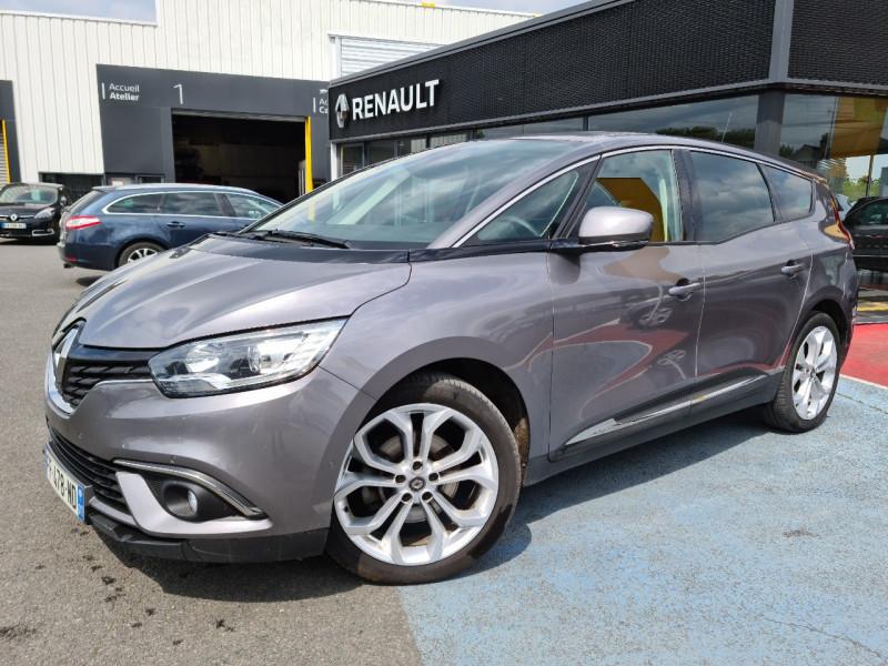 Renault GRAND SCENIC IV 1.3 TCE 140CH FAP BUSINESS 7 PLACES Essence GRIS F Occasion à vendre