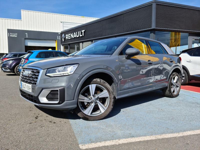 Audi Q2 1.4 TFSI 150CH COD SPORT Essence GRIS Occasion à vendre
