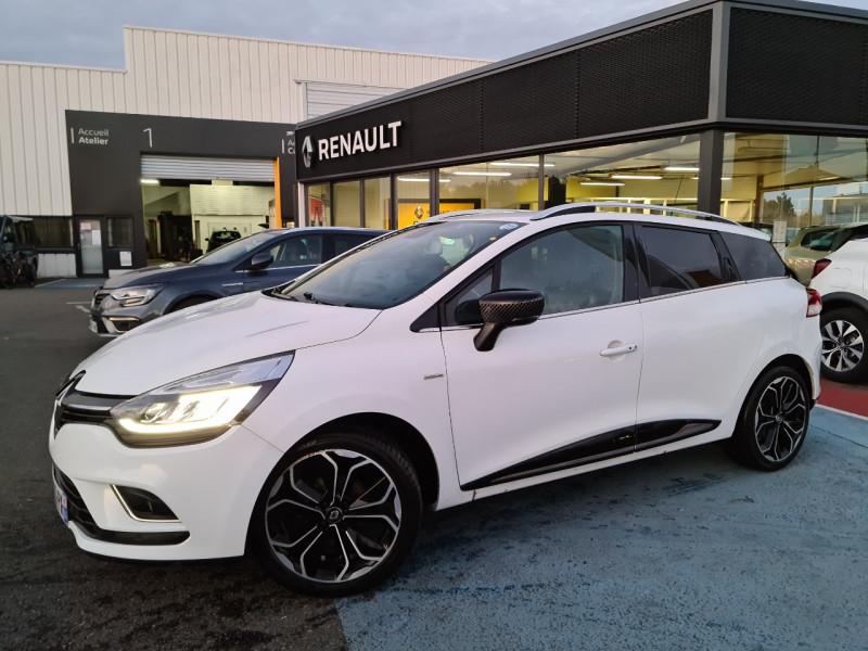 Renault CLIO IV ESTATE 1.5 DCI 110CH ENERGY EDITION ONE Diesel BLANC Occasion à vendre