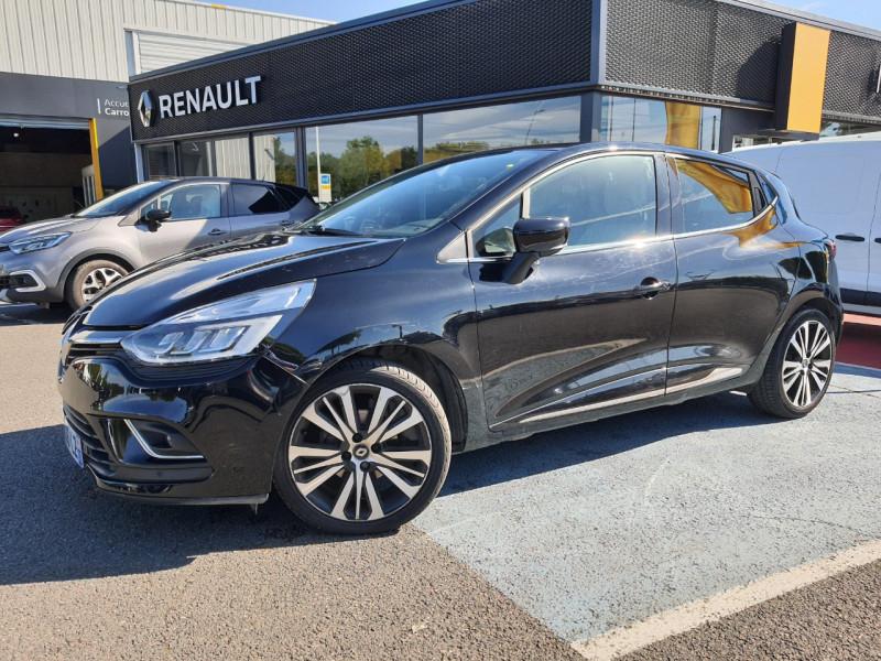 Renault CLIO IV 1.5 DCI 90CH ENERGY INITIALE PARIS 5P Diesel NOIR Occasion à vendre