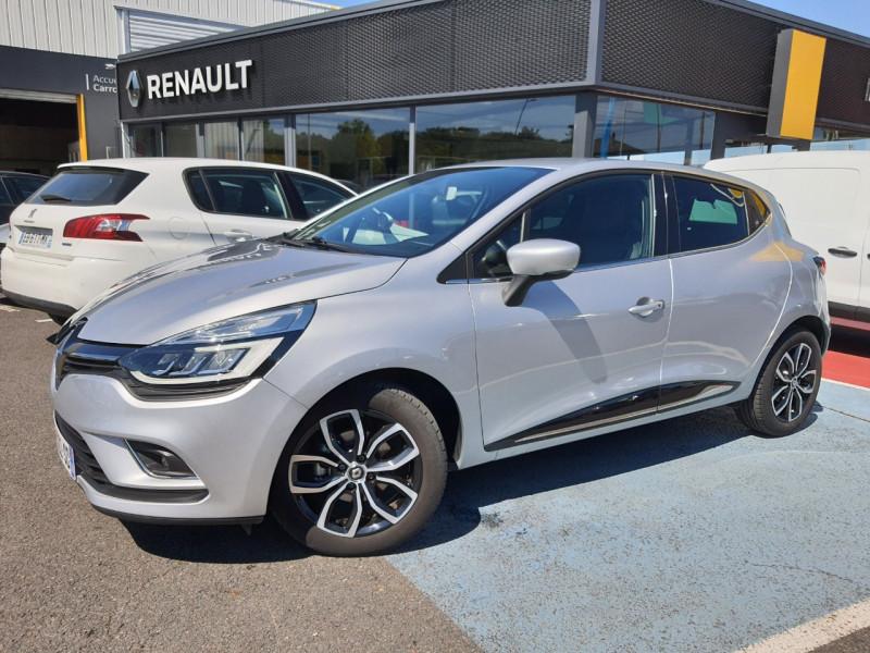 Renault CLIO IV 1.5 DCI 110CH ENERGY INTENS 5P Diesel GRIS C Occasion à vendre