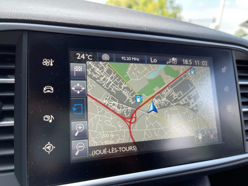 Photo 17 de l'offre de PEUGEOT 308 SW 1.6 BLUEHDI 120CH ACTIVE BUSINESS S&S à 10990€ chez JTA RENAULT JOUE LES TOURS