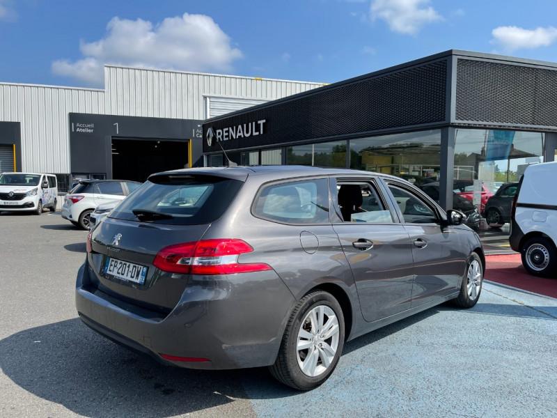 Photo 3 de l'offre de PEUGEOT 308 SW 1.6 BLUEHDI 120CH ACTIVE BUSINESS S&S à 10990€ chez JTA RENAULT JOUE LES TOURS