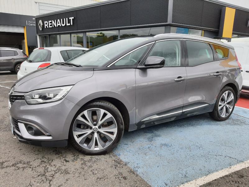 Renault GRAND SCENIC IV 1.5 DCI 110CH ENERGY INTENS EDC Diesel GRIS C Occasion à vendre