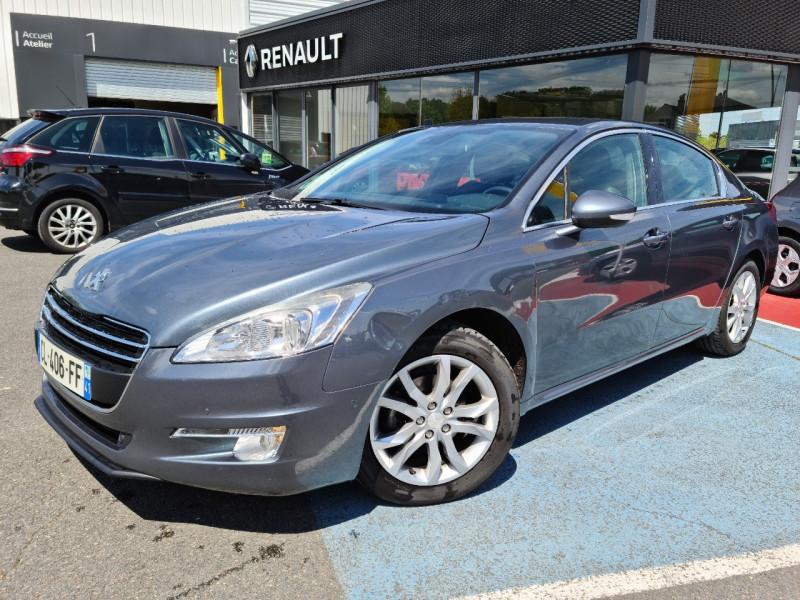 Peugeot 508 2.0 HDI140 FAP ALLURE Diesel GRIS F Occasion à vendre