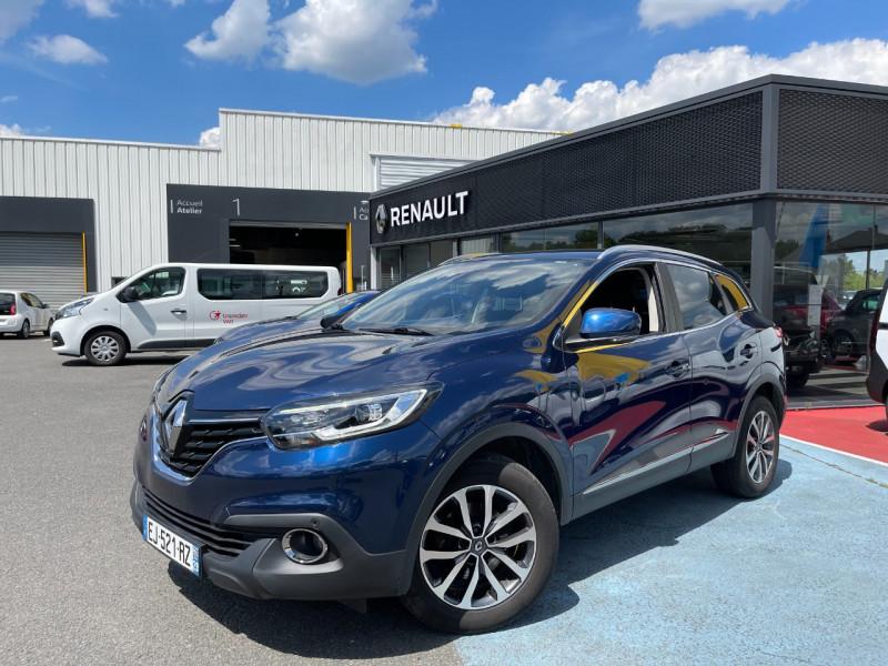 Renault KADJAR 1.2 TCE 130CH ENERGY BUSINESS Essence BLEU F Occasion à vendre