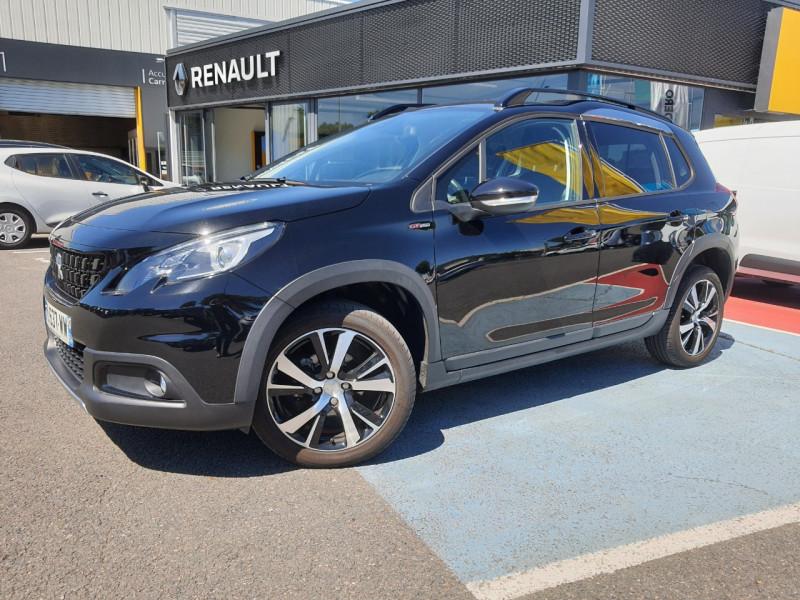 Peugeot 2008 1.5 BLUEHDI 100CH E6.C GT LINE S&S BVM5 Diesel NOIR Occasion à vendre