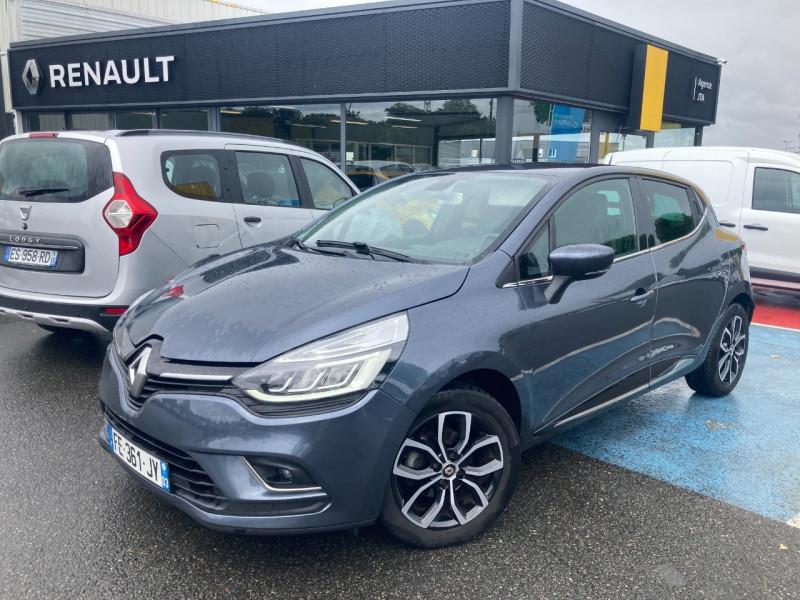 Renault CLIO IV 1.5 DCI 90CH ENERGY INTENS 5P EURO6C Diesel GRIS F Occasion à vendre