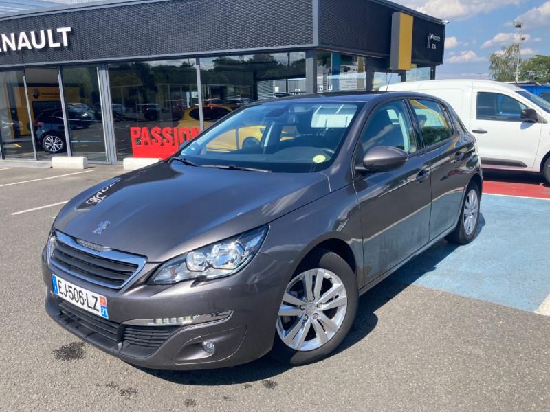 Peugeot 308 1.6 BLUEHDI 120CH ACTIVE BUSINESS S&S 5P Diesel GRIS F Occasion à vendre