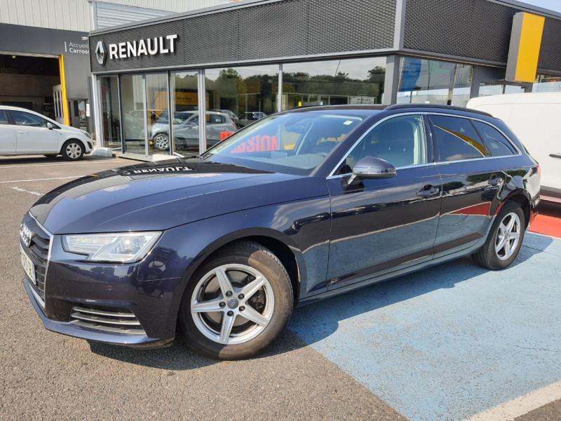 Audi A4 AVANT 2.0 TDI 150CH BUSINESS LINE S TRONIC 7 Diesel GRIS ROCHER Occasion à vendre