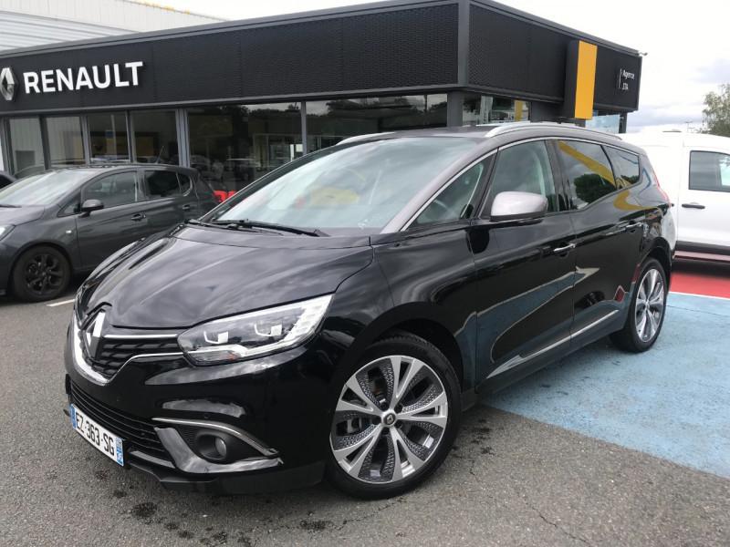 Renault GRAND SCENIC IV 1.5 DCI 110CH ENERGY BUSINESS INTENS 7 PLACES Diesel NOIR Occasion à vendre