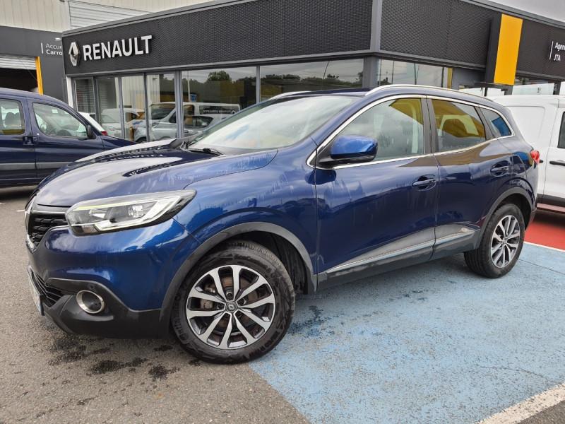 Renault KADJAR 1.5 DCI 110CH ENERGY BUSINESS EDC ECO² Diesel BLEU F Occasion à vendre