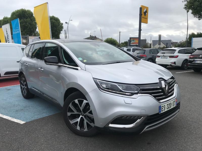 Renault ESPACE V 1.6 DCI 160CH ENERGY INTENS EDC Diesel GRIS C Occasion à vendre