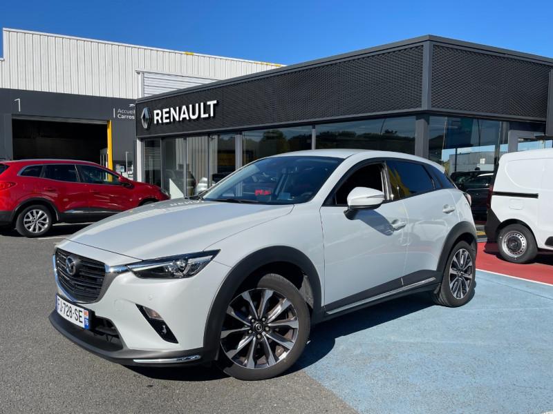 Mazda CX-3 2.0 SKYACTIV-G 120 SELECTION Occasion à vendre