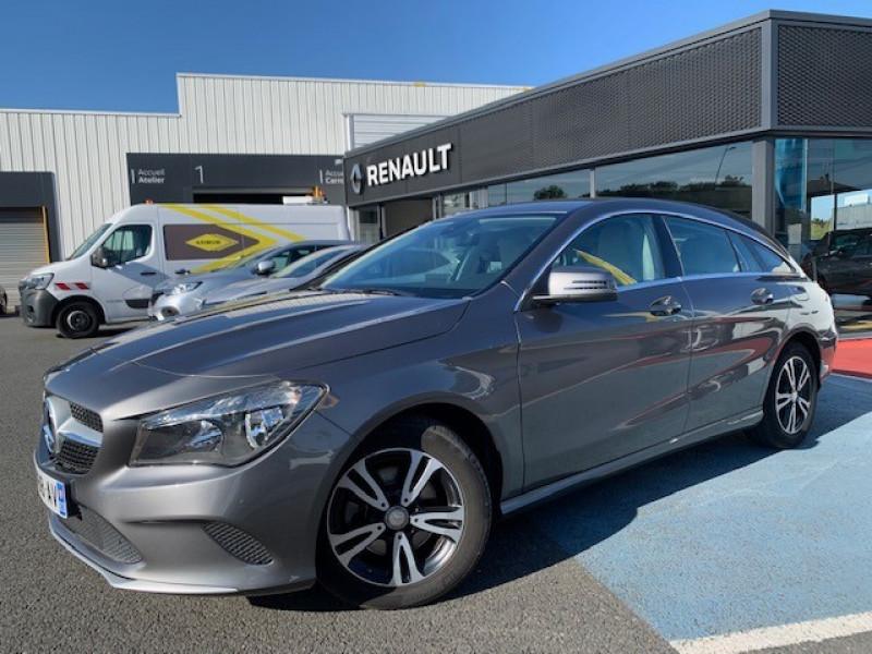 Mercedes-Benz CLA SHOOTING BRAKE 200 D BUSINESS 7G-DCT Diesel GRIS F Occasion à vendre