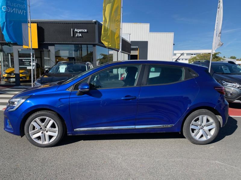 Photo 3 de l'offre de RENAULT CLIO V 1.5 BLUE DCI 85CH BUSINESS à 13890€ chez JTA RENAULT JOUE LES TOURS